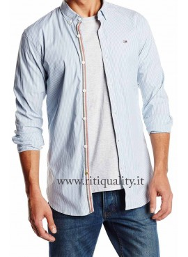 Tommy Hilfiger Camicia a righe 1957886344