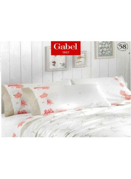 Gabel Copriletto in piquet art. Coral