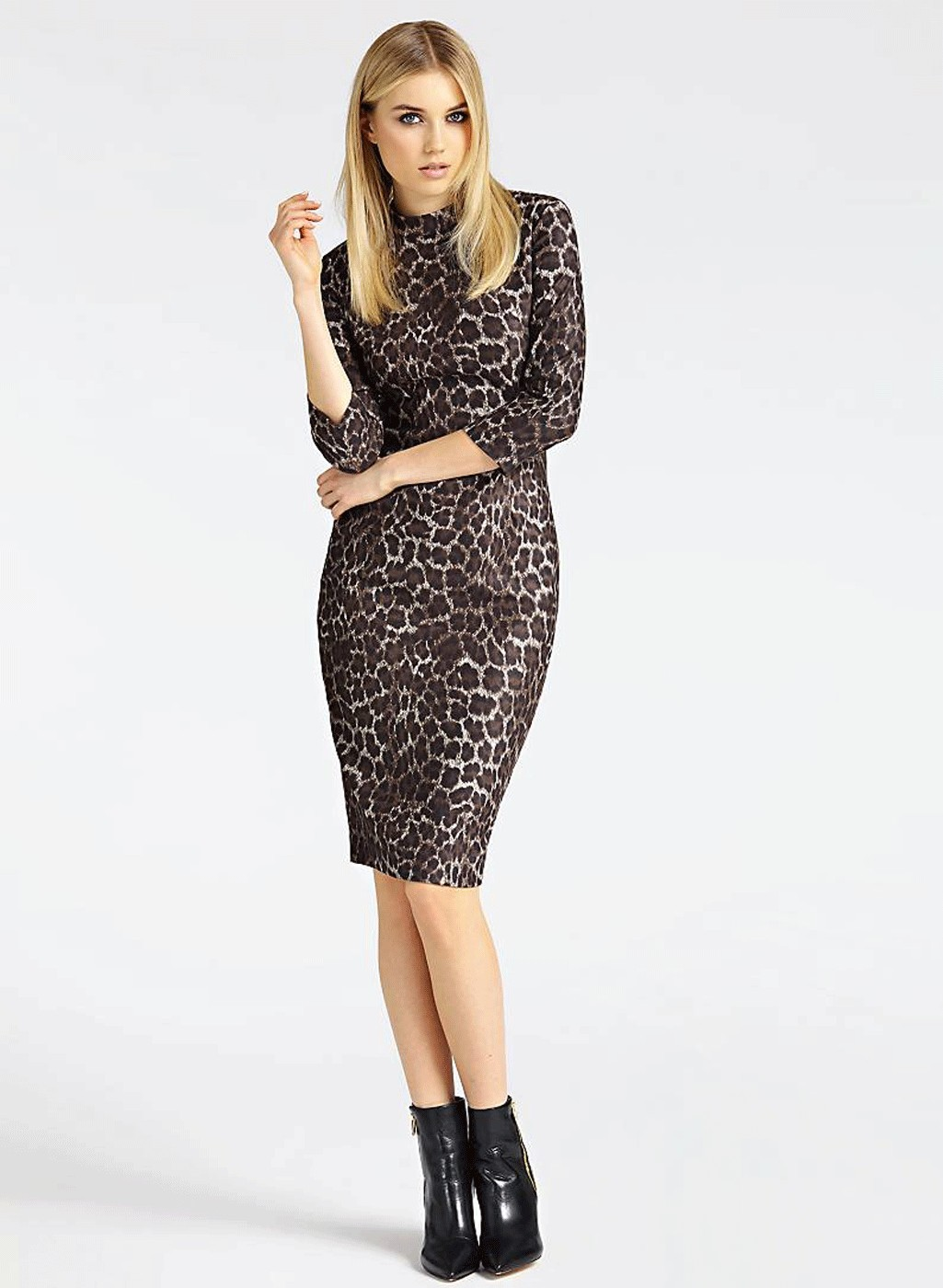 low priced 5b53d ea804 GUESS ABITO DONNA MACULATO ART. W94K73WC690 - Riti Quality