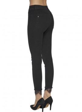 Jeggings Donna effetto push-up Ysabel Mora art.70249