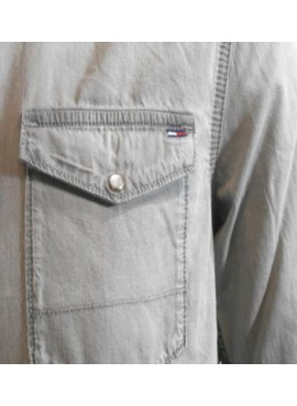 TOMMY HILFIGER CAMICIA CHAMBRAY 1957857307 037
