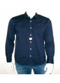 TOMMY HILFIGER CAMICIA 1957826354 409 BLUE