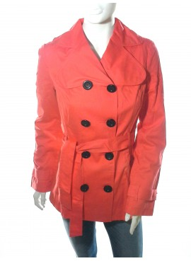 BLEND TRENCH 1015-11 412 CORALLO