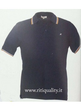 Max Fort Polo Uomo calibrata in piquet 5001