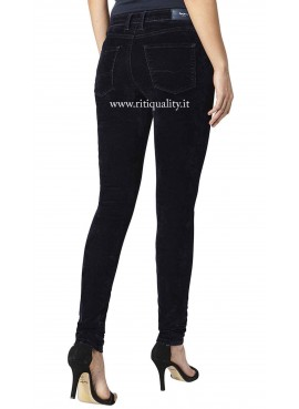 Pepe Jeans Pantalone donna in velluto PL210878YB12 REGENT